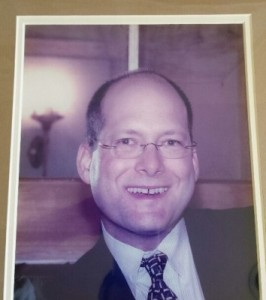 Eric Schocket in Feb., 2004