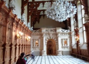 Great Hall, Harlaxton Manor and College, United Kingdom